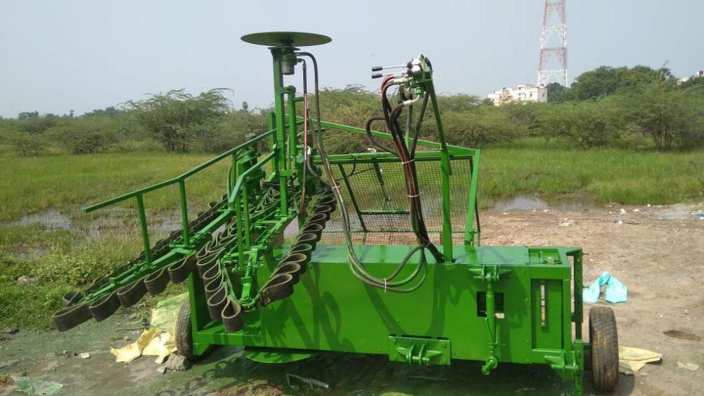 F16 Sugarcane Harvester