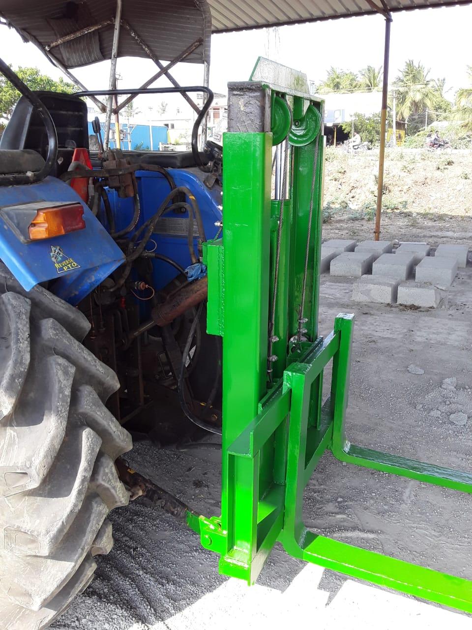 FL 100 tractor forklift