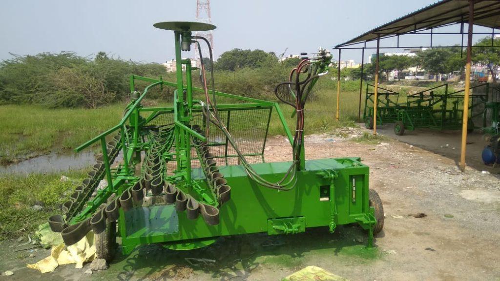 tractor sugarcane attachment