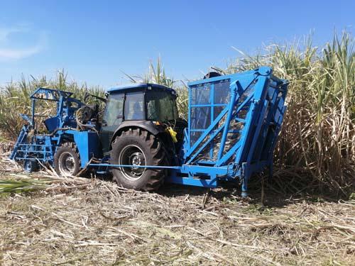 sugarcane harvester Model F17