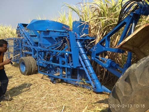 F17 mini tractor pto operated